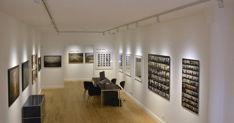 Jean-Pierre Attal, Gilles Desrozier, Pierre Ollier, Olivia et Vincent Goutal – Exposition n°1 – Galerie Goutal Aix-en-Provence [EN DIRECT]