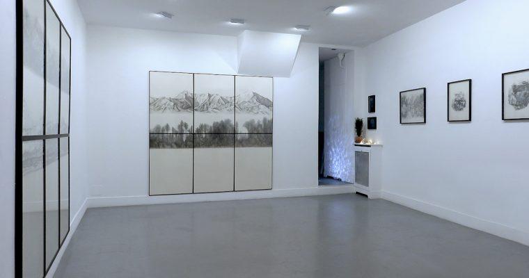 Hélène Muheim, Summer Project-Room Galerie Valerie Delaunay Paris [EN DIRECT DE L'EXPOSITION]