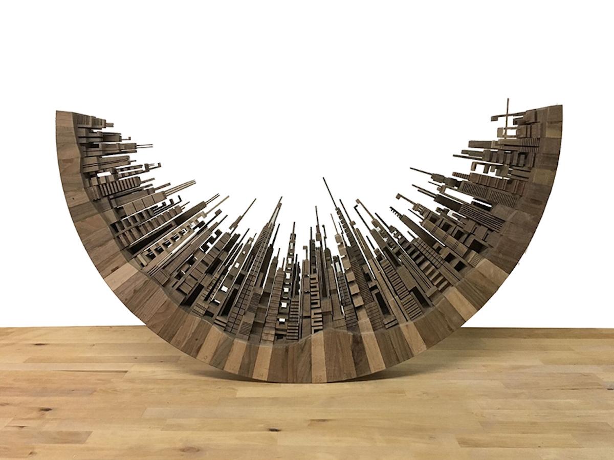 James McNabb, Structure, Galerie Magda Danysz Paris [EN DIRECT DE L'EXPOSITION]