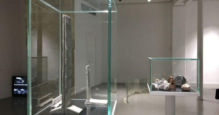 Vincent Voillat, Le Ravin du peu, Galerie Dix9 Hélène Lacharmoise Paris [EN DIRECT DE L'EXPOSITION]