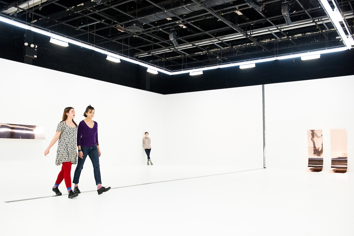 Gerard & Kelly, Timelining – Centre Pompidou[FOCUS / PERFORMANCE]