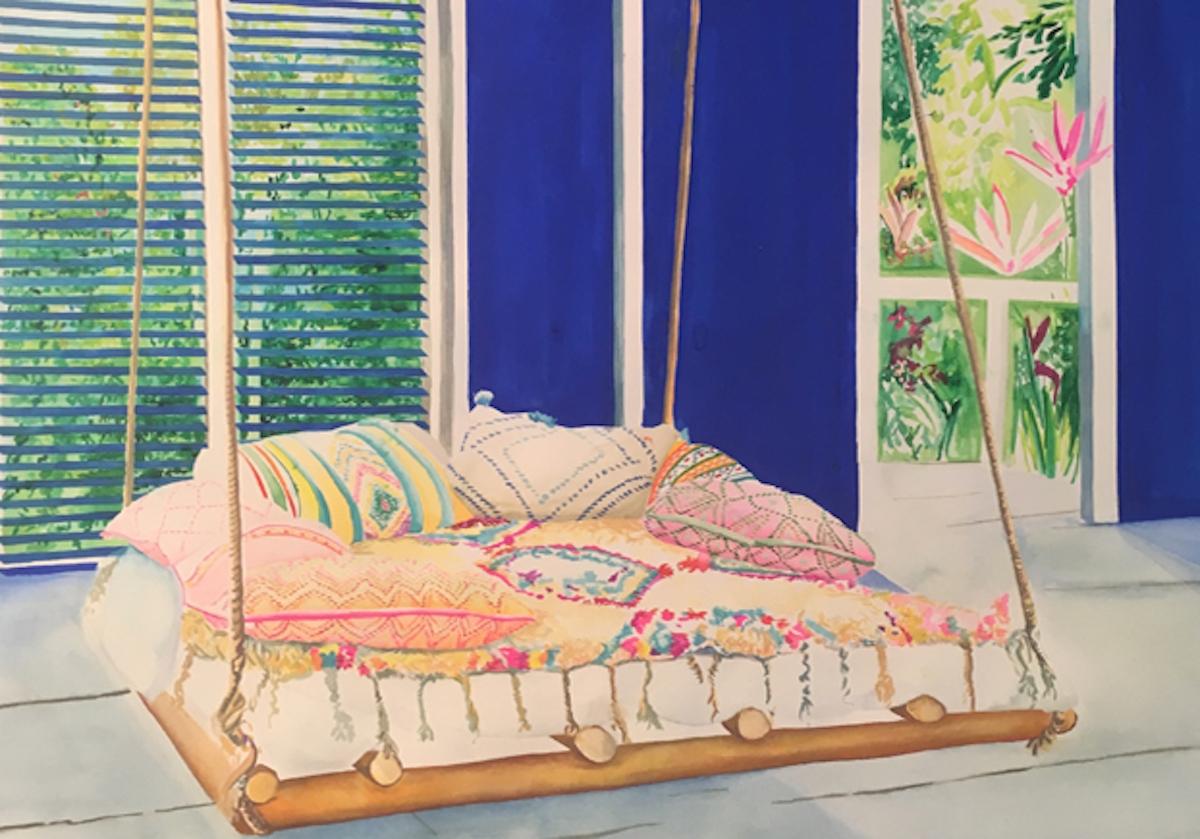 MarionCharlet, Impressions, Galerie Virginie Louvet Paris [EN DIRECT DES EXPOSITIONS]