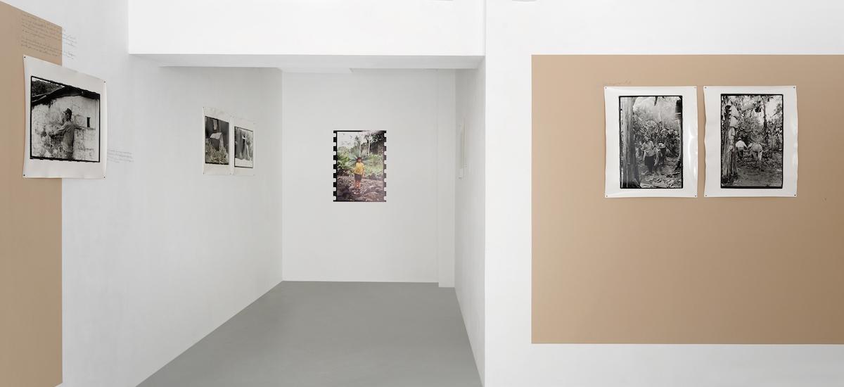 MARCOS AVILA FORERO, Les choses qui échappent, Galerie Dohyang Lee Paris