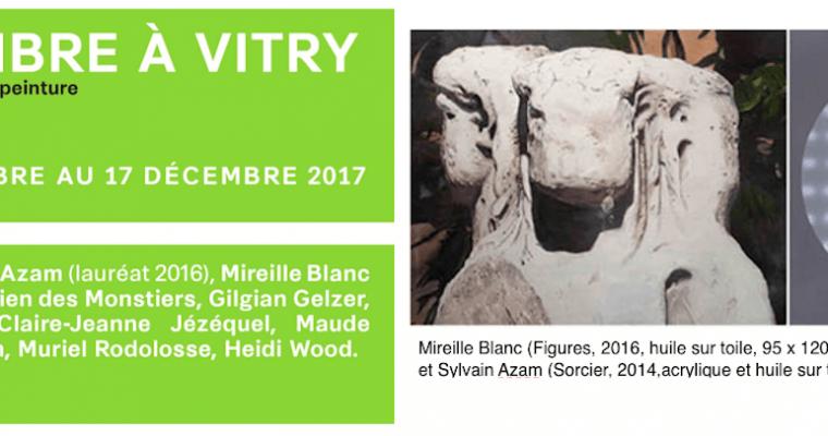 [FLASH ACTU] OUVERTURE DE L'EXPOSITION DU PRIX DE PEINTURE NOVEMBRE À VITRY 2017