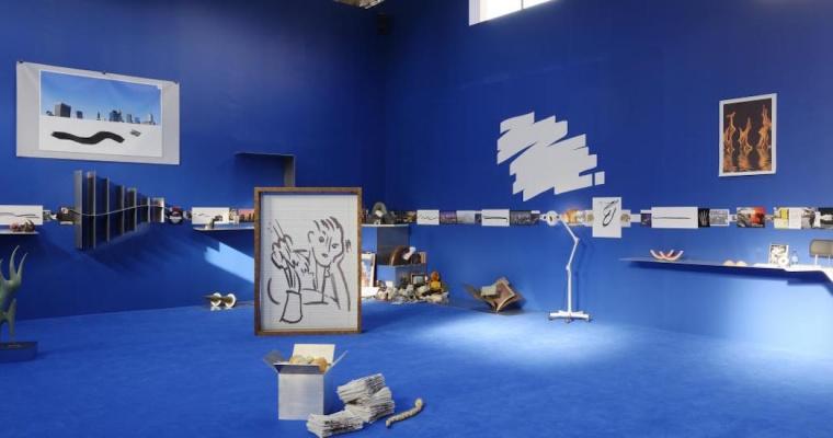 Camille Henrot, Days are Dogs – Palais de Tokyo