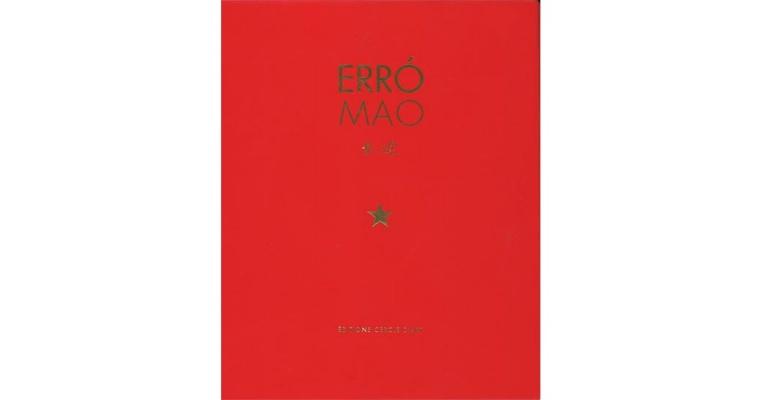 ERRÓ MAO, STÉPHANE CORRÉARD, ÉDITIONS CERCLE D'ART
