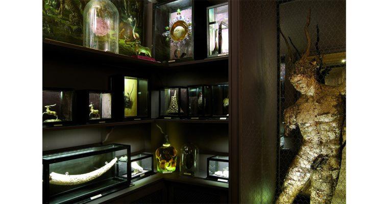 Cabinet licorne – Erwan-Lemarchand, 2007. © Musée de la Chasse et de la Nature, 2017