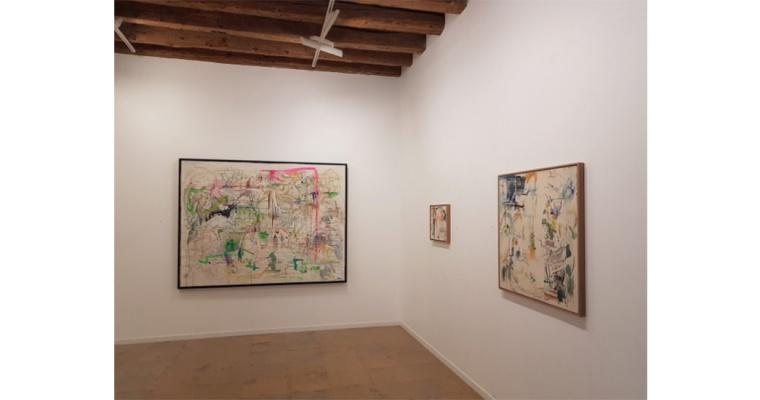 Guillaume Lebelle, Le hasard et La nécessité, Galerie Henri Chartier Lyon