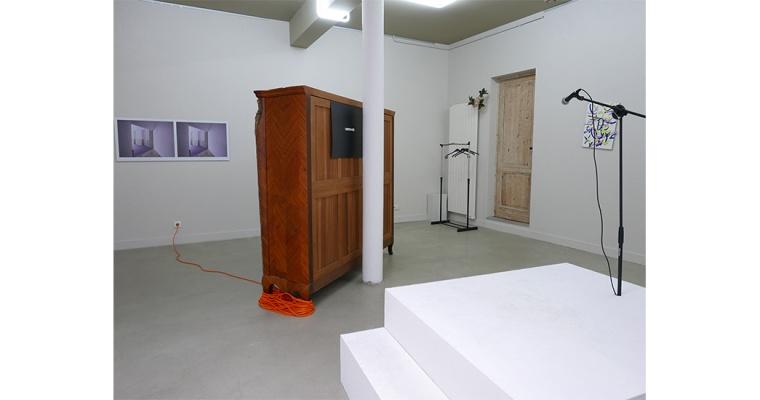 La place du spectateur dans le Grand Salon de 0,100, Rezdechaussée, Bordeaux