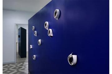 Floryan Varennes, Motifs Belligérants, Centre d'arts Fernand Léger-Port de Bouc