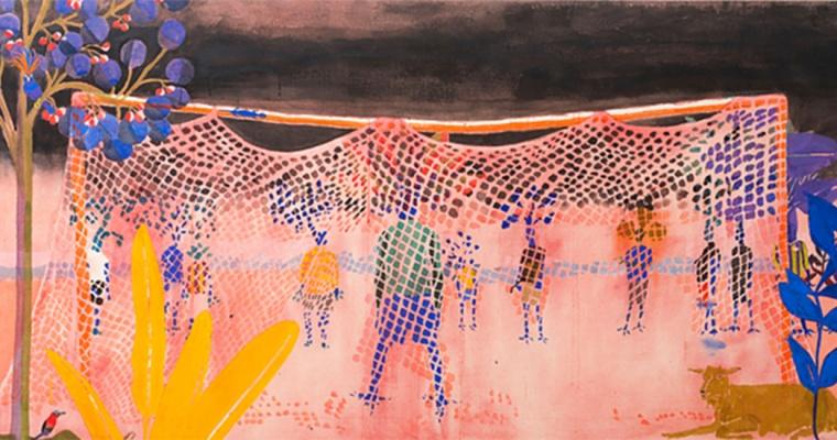 Julie Polidoro, JE SUIS UN ARBRE, Galerie Valérie Delaunay Paris