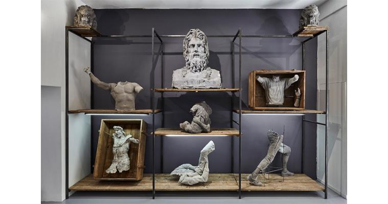 Ugo Schiavi, Rudus, Ruderis. Romantisme 2.0 – Double V gallery Marseille