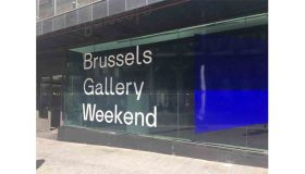 Brussels Gallery Weekend – Édition 2018