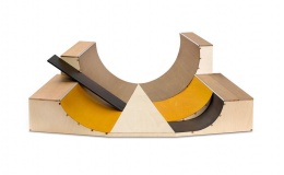La « Rampe Cycloïdale » de Raphaël Zarka
