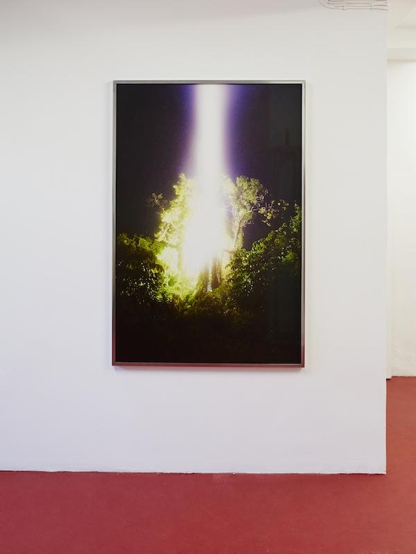 Julius von Bismarck & Chris Dorland © Nicoletti Contemporary