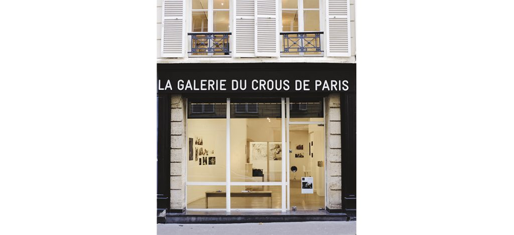 GALERIE DU CROUS DE PARISGALERIE DU CROUS DE PARIS