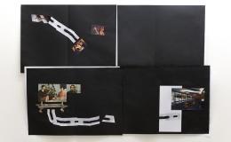 Raphaël Rossi, « Art et essai et collages », La vraie vie, Genève