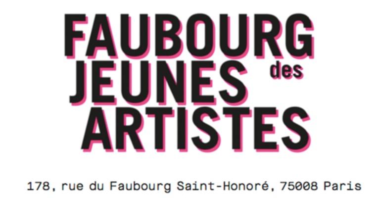 [FLASH ACTU] FAUBOURG DES JEUNES ARTISTES