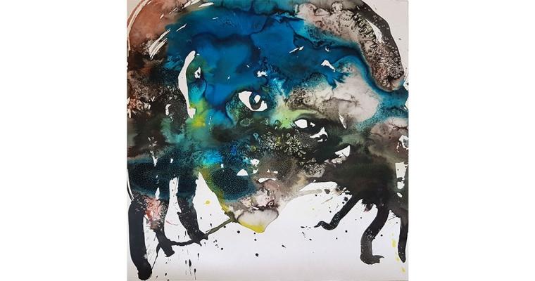 Dilution d'un récit, Galerie Bertrand Grimont Paris