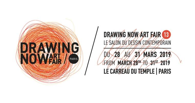 DRAWING NOW ART FAIR : Annonce des 5 artistes nommés pour le Prix Drawing Now 2019