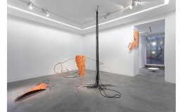 Gwendoline Perrigueux, Velvet Lashes, Galerie Éric Mouchet, Paris
