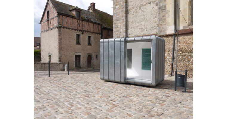 Anthony Bodin – La borne à Nogent-Le-Roi – Du 03 au 25 mai 2019