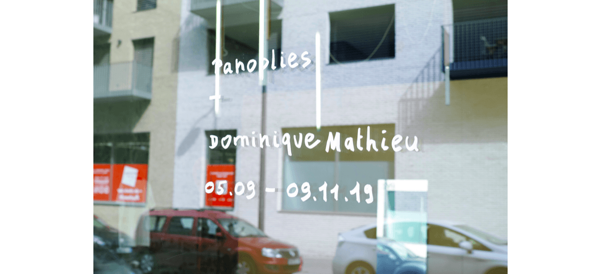 Dominique Mathieu, Panoplies