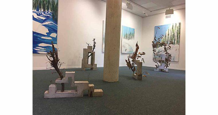 DE NATURA RERUM, galerie du théatre du Chevalet, Noyon