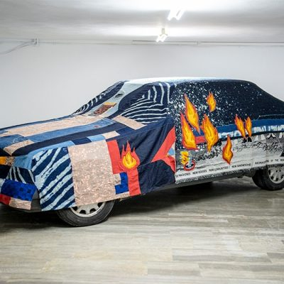 Nicolas Vamvouklis, K-Gold Temporary Gallery