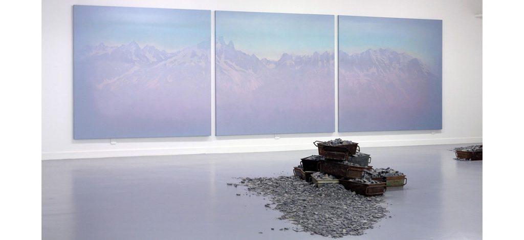 Exposition Soluble de Johanna Perret du 21 janvier au 13 mars 2020 à l'Angle, La Roche Sur Foron