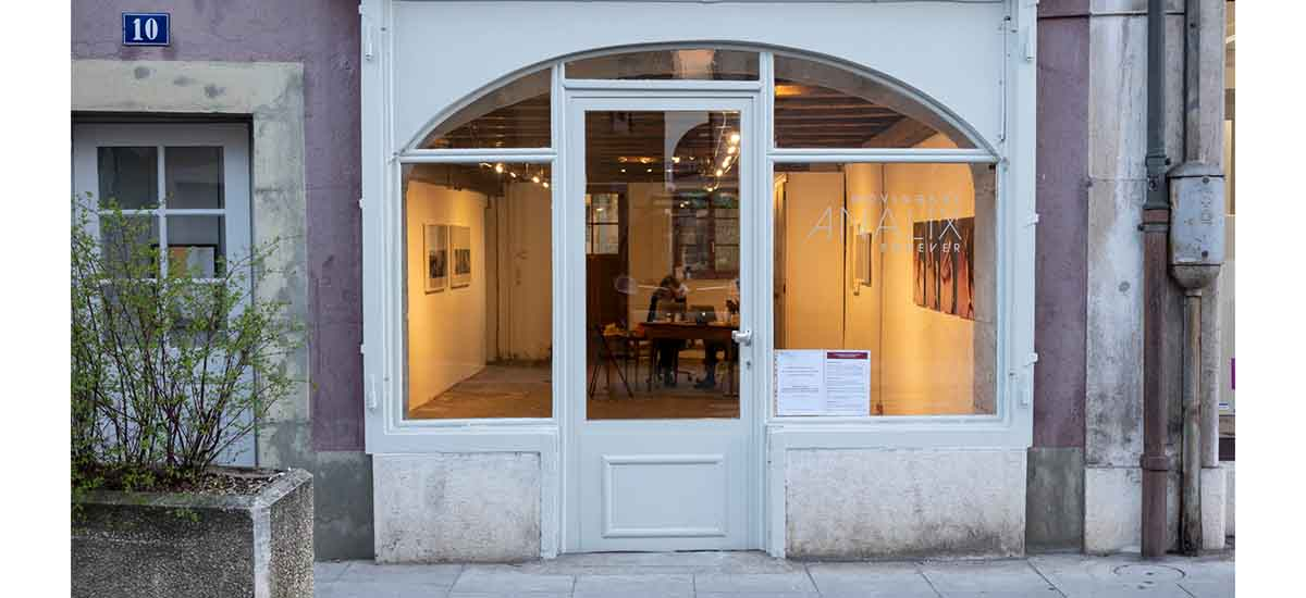 LA PUISSANCE ET LA GRACE, Galerie Analix Forever