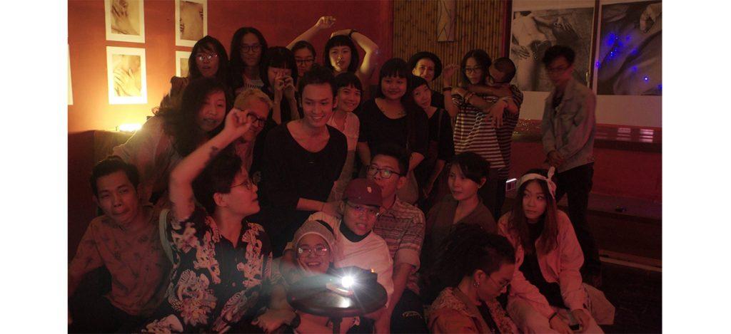 collectif artistique Chaosdowntown Cháo