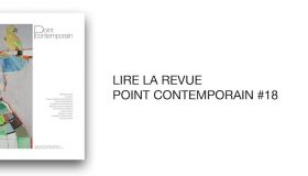 REVUE POINT CONTEMPORAIN #18