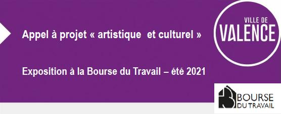 APPEL PROJET 2021 Ville de Valence